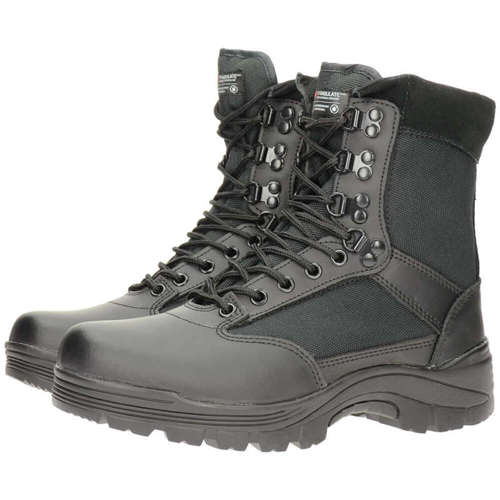 Mil-Tec Tactical SWAT Boots Black
