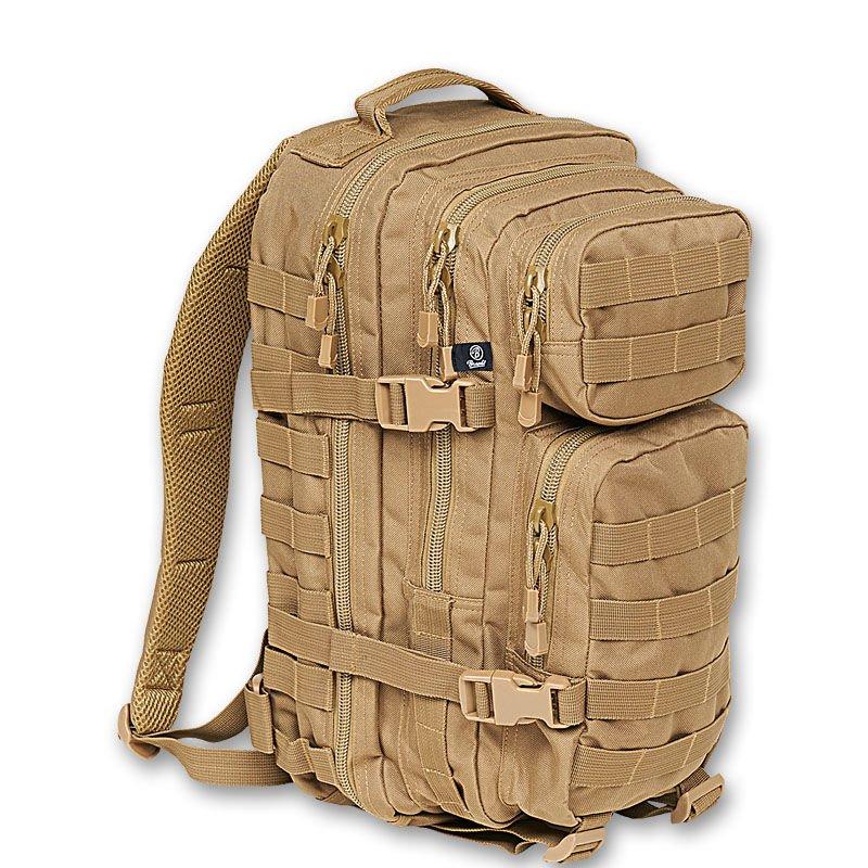 e03bb90cfa Brandit US Cooper Tactical Backpack 25L Camel ...
