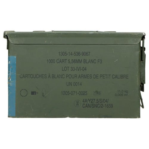 Army Surplus Container US Army 50 inch.