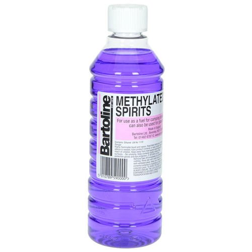 Bartoline Denaturat Purple 500 ml
