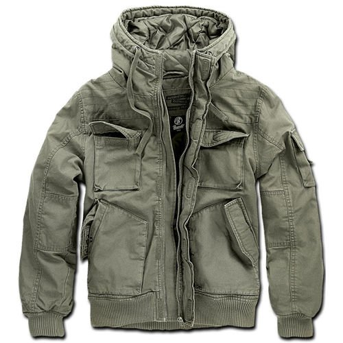Brandit Bronx Winter Jacket Olive Drab