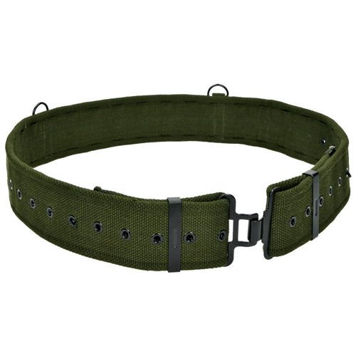 Highlander 58 Pattern Belt Olive