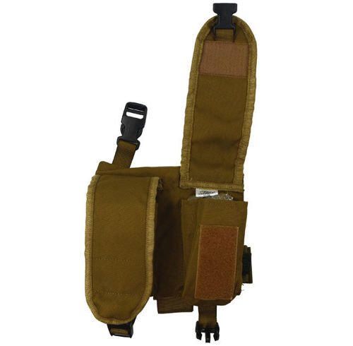 Highlander Drop Leg Mag Pouch Coyote