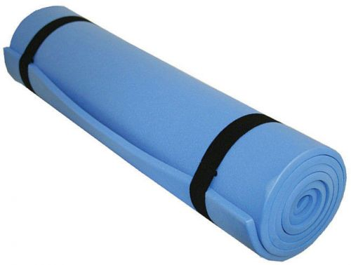 Highlander Foam Pad Compact Mat 7mm Blue