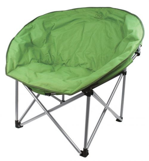 Highlander Folding Chair  Moon Green