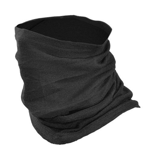 Highlander Multifunctional Headgear Scarf Thermolite Shawl Black