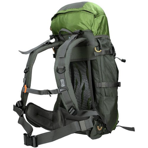 Highlander Tourist Backpack 40L Summit Green