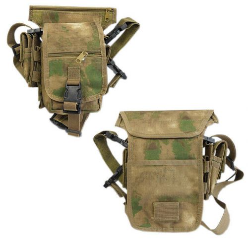 MFH Hip Bag HDT Camo Green