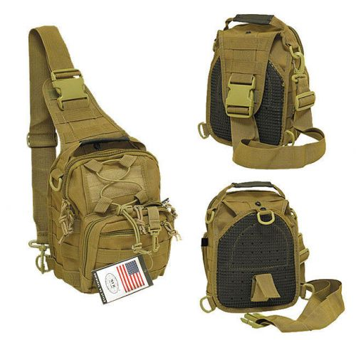 MFH Shoulder Bag Coyote