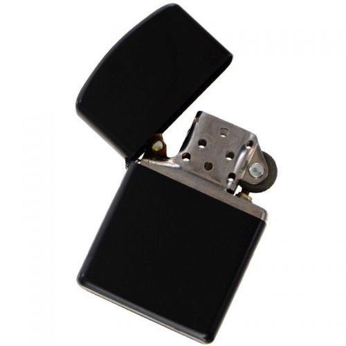MFH Windproof Lighter Black