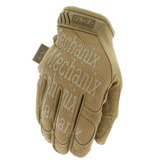 Mechanix Wear Gloves Original Coyote