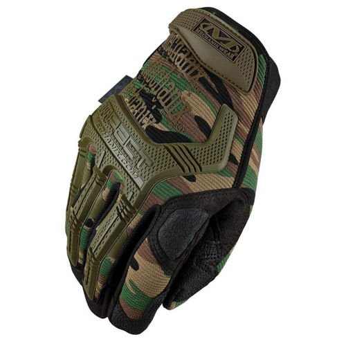 Mechanix Wear Gloves Tactical Gloves M-Pact Woodland