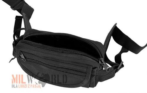 Mil-Tec Fanny Pack Big Black