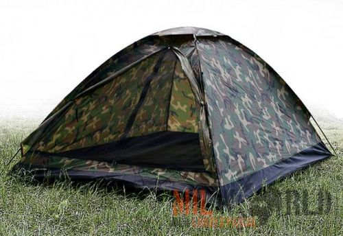 Mil-Tec Igloo Super Tent for 2 People Igloo Super Woodland