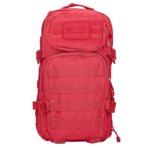 Mil-Tec MOLLE Tactical Backpack US Assault 20L Red