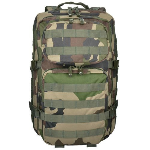 Mil-Tec MOLLE Tactical Backpack US Assault 36L CCE