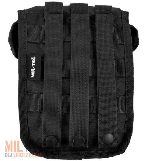 Mil-Tec Multi Purpose MOLLE Pouch Large Black