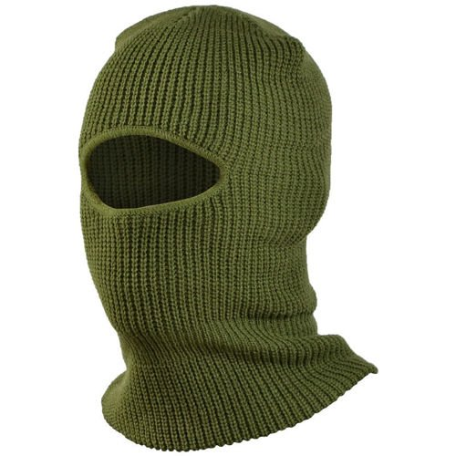 Mil-Tec One–Hole Pan Balaclava Oliv