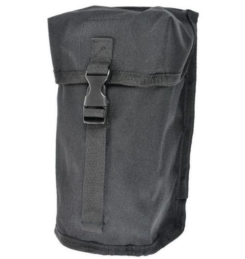 Mil-Tec Pouch for British Canteen MOLLE Black