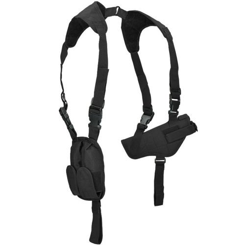 Mil-Tec Shoulder Holster Black