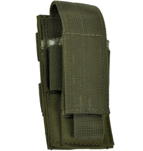 Mil-Tec Single Magazine Pouch MOLLE Oliv