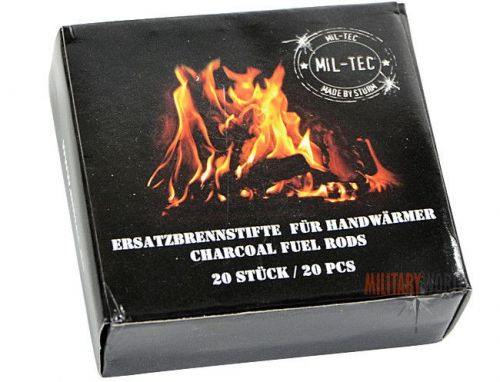Mil-Tec Spare Fuel Sticks for Carbon Hand warmer