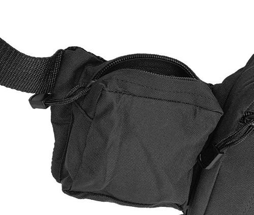 Mil-Tec Tactical Bag Fanny Pack Black