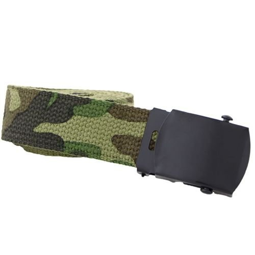 Mil-Tec Web Belt Woodland