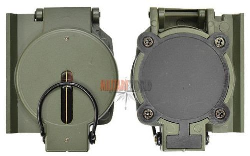 Mil-Tec fold-up Compass Military Olive