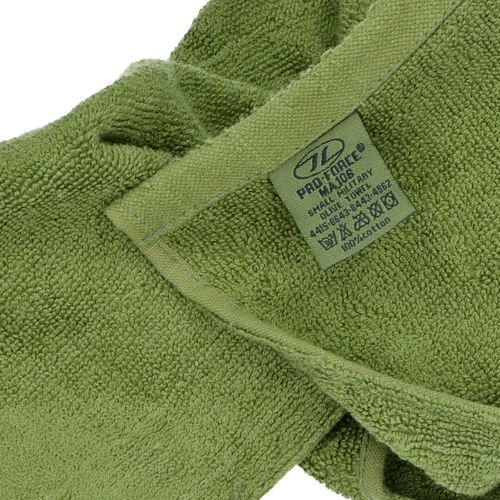 Pro-Force Towel Small 11x19in Olive