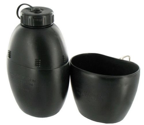 Pro-Force Water Flask 58 Pattern Black