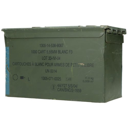 Surplus Container US Army 50 inch.